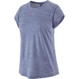 Patagonia Ridge Flow Shirt Women cobalt blue